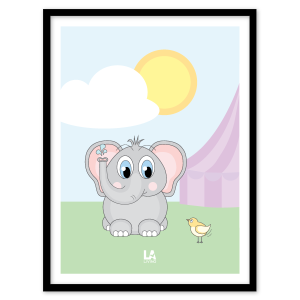 Marieby Elefant